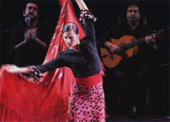 click for a bigger view of program 93 flamenco vivo carlota santana